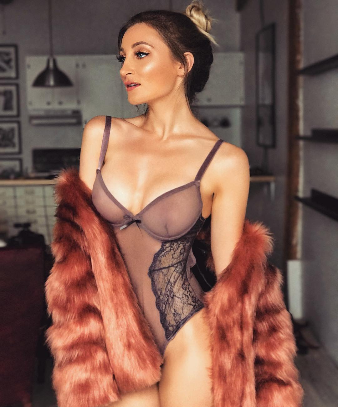 Model Teresa