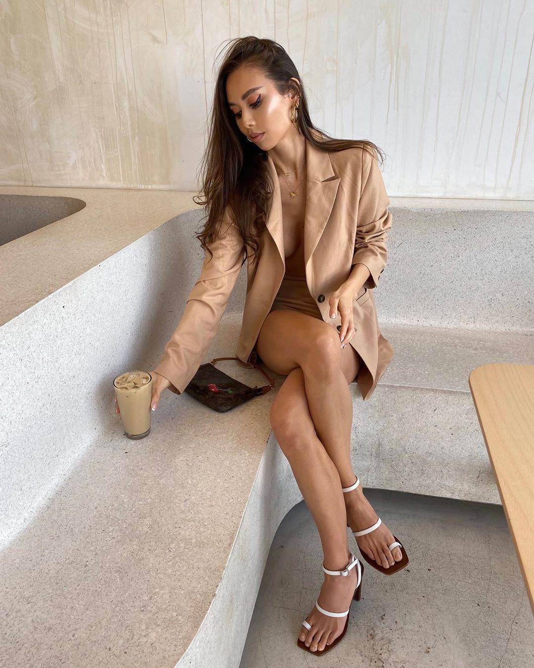 Model Chanel